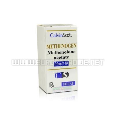 Methenogen - 25mg/tab (100tabs) - Calvin Scott