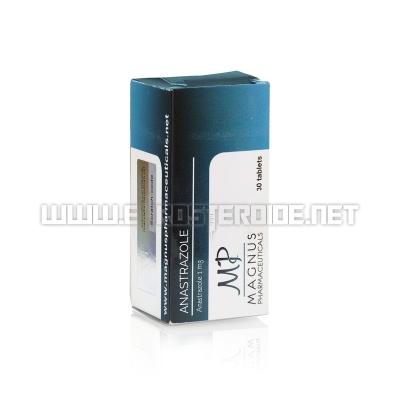 Anastrazole - 1mg/tab (30tabs) - Magnus Pharmaceuticals