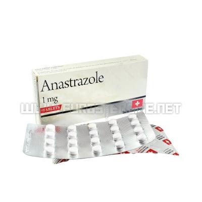 Anastrazole - 1mg/tab (40tabs) - Swiss Remedies