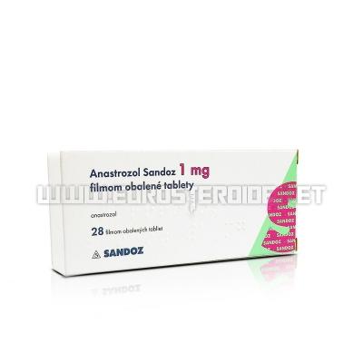 Anastrozol - 1mg/tab. (28tab) - Sandoz