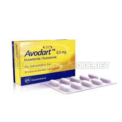 Avodart - 0,5mg/tab (30 tabs) - GSK