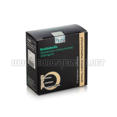 Boldebolic - 250mg/ml (10amp) - GEP