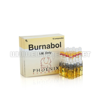 Burnabol - 150mg/ml (10amp) - Phoenix Remedies
