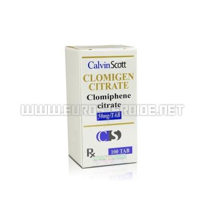 Clomigen Citrate - 50mg/tab (100tabs) - Calvin Scott