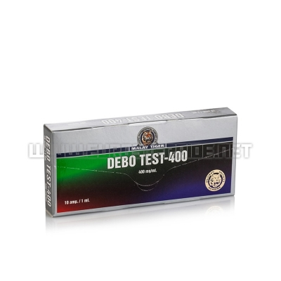 Debo Test-400 - 400mg/ml (10amp) - Malay Tiger