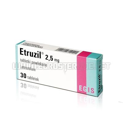 Etruzil - 2,5mg/tab (30tabs) - Egis