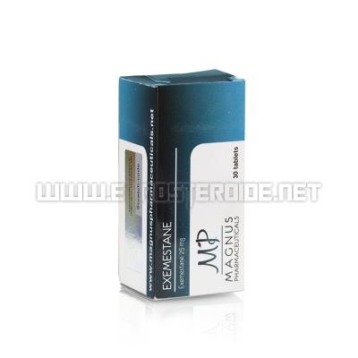 Exemestane - 25mg/tab (30 tabs) - Magnus Pharmaceuticals