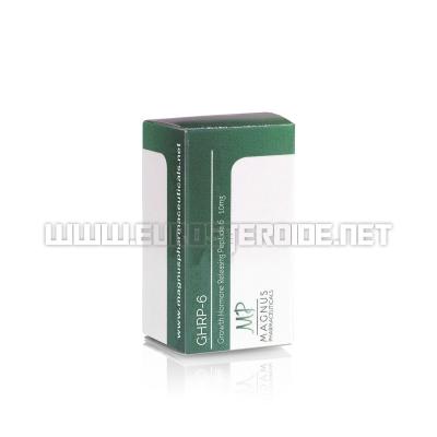 GHRP-6 10mg - 10mg (1vial) - Magnus Pharmaceuticals