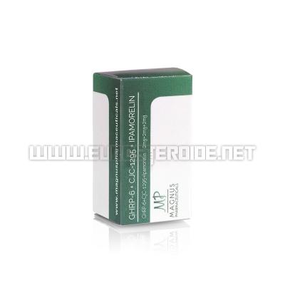 GHRP-6 + CJC-1295 + IPAMORELIN - Magnus Pharmaceuticals