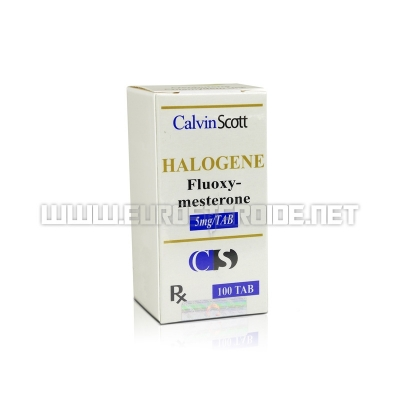 Halogene - 5mg/tab (100tabs) - Calvin Scott