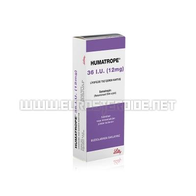 Humatrope - 36 IU - Lilly