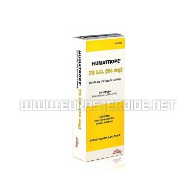 Humatrope 72 - IU - Lilly