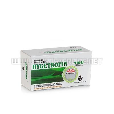 Hygetropin - 100 I.U - Hygene