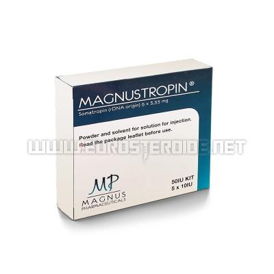 Magnustropin - 50 IU (5x10IU) - Magnus Pharmaceuticals