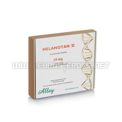 MELANOTAN II (MT-II) - 10mg (1vial) - Alley