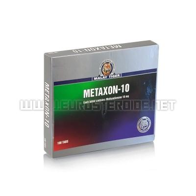 Metaxon-10 - 10mg/tab (100tabs) - Malay Tiger