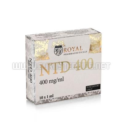 NTD 400 - 400mg/ml (10amp) - Royal Pharmaceuticals