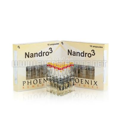 Nandro3 - 300mg/ml (10amp) - Phoenix Remedies
