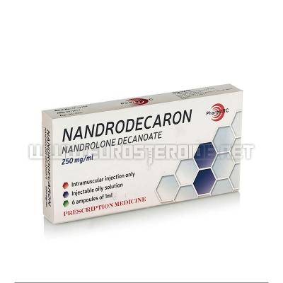 Nandrodecaron - 250mg/ml (6amp) - PharmARC