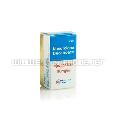 Nandrolone Decanoate - 100mg/ml (2ml amp) - Cooper