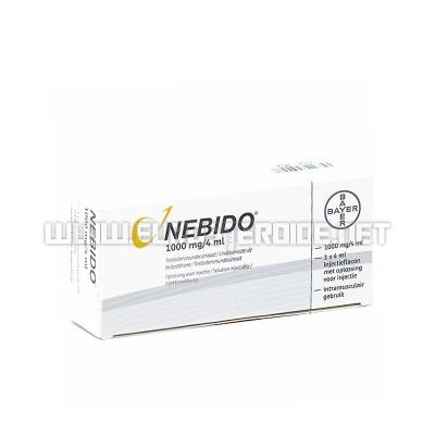 Nebido - 1000mg/amp. (4ml amp) - Bayer