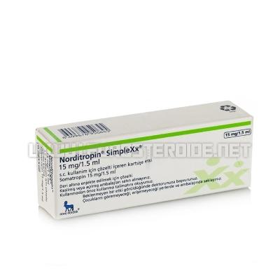 Norditropin Simplexx - 45 I.U. - Novo Nordisk Laboratories