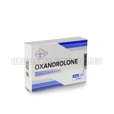 Oxandrolone - 10mg/tab (50tabs) - Pharma Lab
