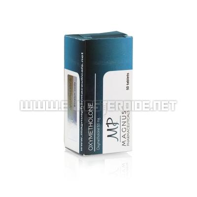 Oxymetholone - 50mg/tab (50tabs) - Magnus Pharmaceuticals