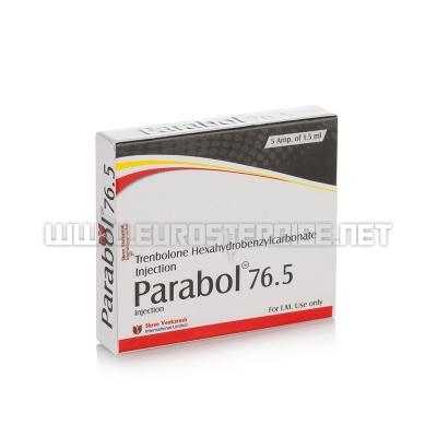 Parabol 76.5 - 76,5mg/ml(5amp) - Shree Venkatesh