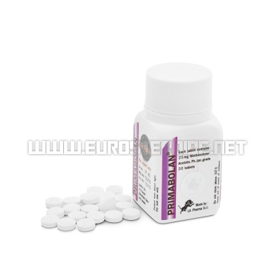 Primabolan LA - 25mg/tab. (30tab) - LA Pharma
