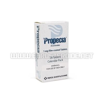 Propecia - 1mg/tab (28 tabs) - MSD