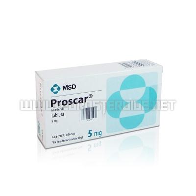 Proscar - 5mg/tab (28 tabs) - MSD