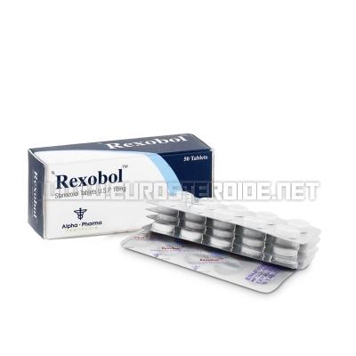 Rexobol - 10mg/tab. (50tab) - Alpha Pharma