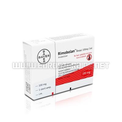 Rimobolan - 100mg/amp. - Bayer