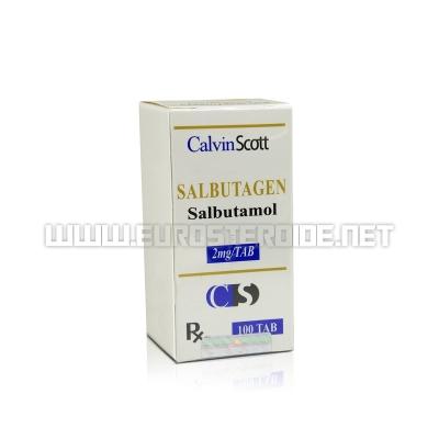 Salbutagen - 2mg/tab (100tabs) - Calvin Scott