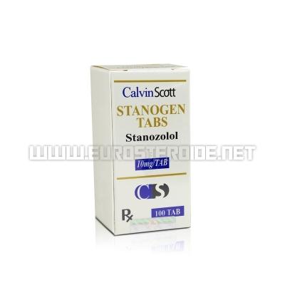 Stanogen Tabs - 10mg/tab (100tabs) - Calvin Scott