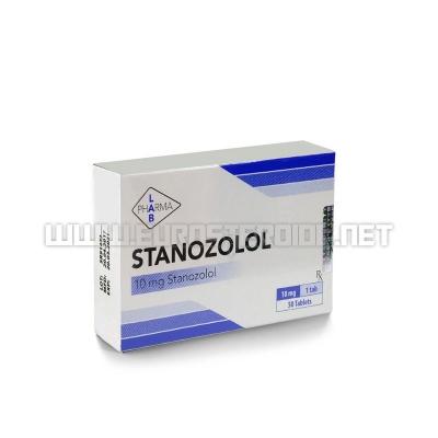 Stanozolol tablets - 10mg/tab (50tabs) - Pharma Lab