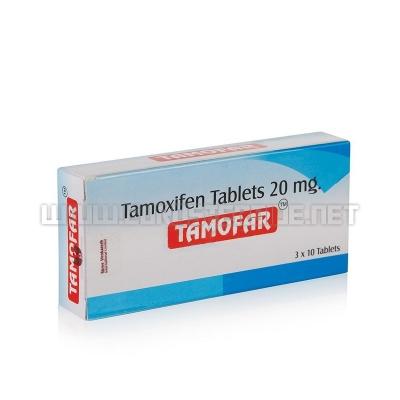 Tamofar - 20mg/tab. (30tab) - Shree Venkatesh