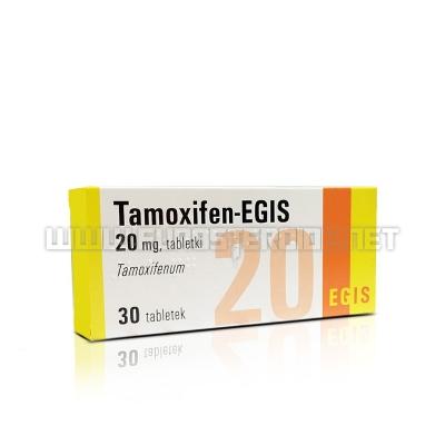 Tamoxifen - 20mg/tab (30 tabs) - Egis