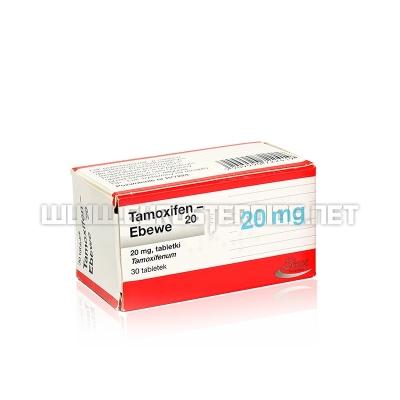 Tamoxifen - 20mg/tab. (30tab) - Ebewe