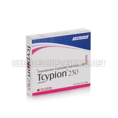 Tcypion 250 - 250mg/ml (5amp) - Shree Venkatesh