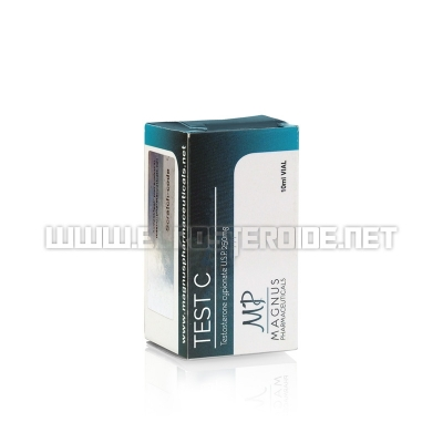 Test C - 250mg/ml (10ml vial) - Magnus Pharmaceuticals