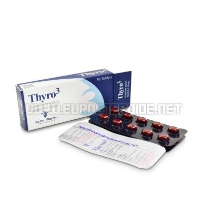 Thyro3 - 25mcg/tab. (30tab) - Alpha Pharma