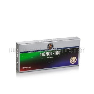 Trenol-100 - 100mg/amp. (10amp) - Malay Tiger