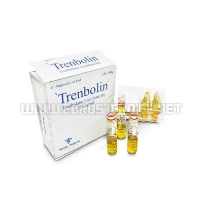 Trenbolin - 250mg/ml (10amp) - Alpha Pharma