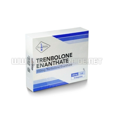Trenbolone Enanthate - 200mg/ml (10amp) - Pharma Lab