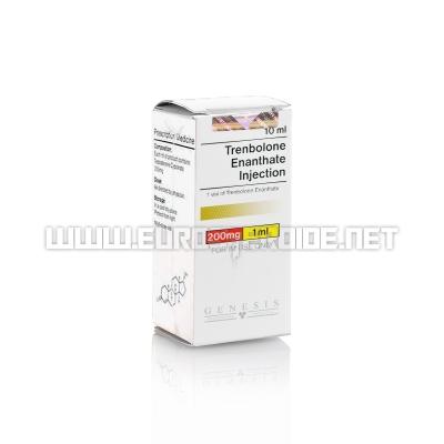 Trenbolone Enanthate - 200mg/ml (10ml vial) - Genesis