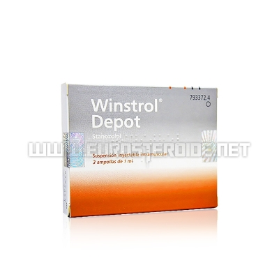 Winstrol - 50mg/amp. - Desma